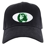 Be Green Black Cap