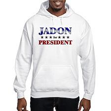 JADON for president Hoodie