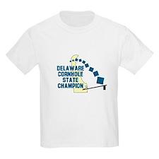 Delaware Cornhole State Champ T-Shirt