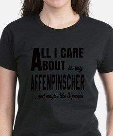 All I care about is my Affenp Tee