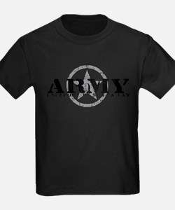 Army - I Support My Son-in-Law T