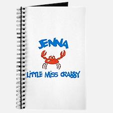 Jenna - Little Miss Crabby Journal