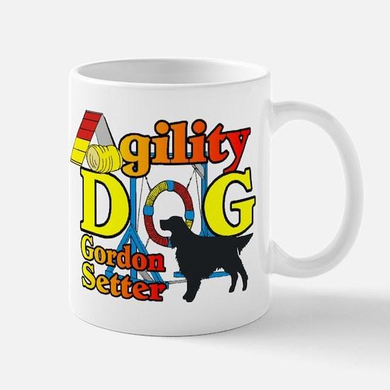 Gordon Setter Agility Mug