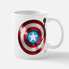 Captain America Vinyl Shield Mug