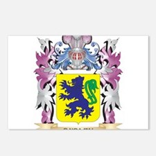 Dudley Coat of Arms (Fami Postcards (Package of 8)