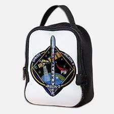 JASON-3 Launch Team Neoprene Lunch Bag