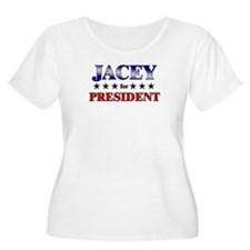 JACEY for president T-Shirt