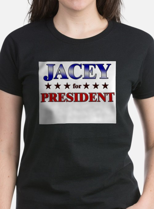 JACEY for president Tee