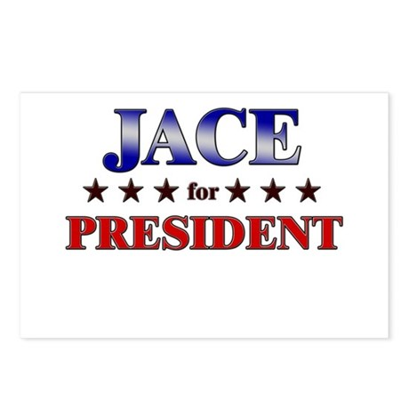 JACE for president Postcards (Package of 8)