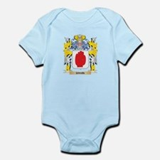 Davin Coat of Arms - Family Crest Body Suit