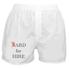 Bard For Hire Boxer Shorts