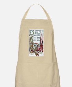 Blessed Are Apron