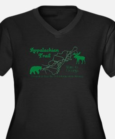 Appalachian Trail Plus Size T-Shirt