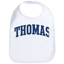THOMAS design (blue) Bib