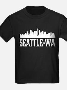 Seattle, Washington Skyline T