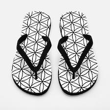Funny Geometry Flip Flops