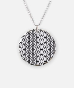 Funny Sacred geometry Necklace