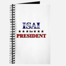 ISAI for president Journal