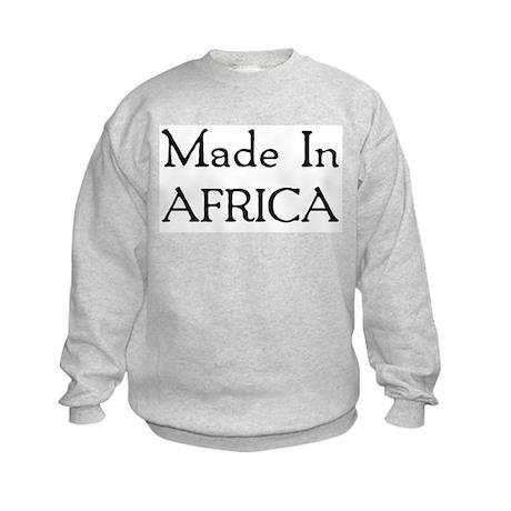 Made In Africa Kids Sweatshirt