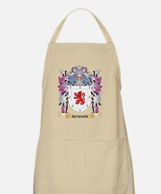Dundon Coat of Arms (Family Crest) Apron