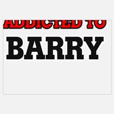 Funny Barry Wall Art