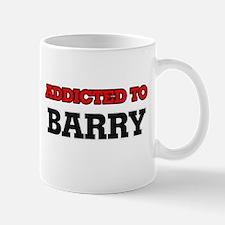 Addicted to Barry Mugs