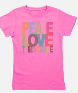 Unique Love teaching Girl's Tee