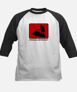 Personal Watercraft (red) Tee
