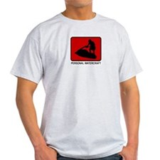 Personal Watercraft (red) T-Shirt