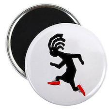Kokopelli Runner Magnet