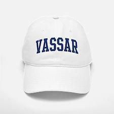 VASSAR design (blue) Baseball Baseball Cap
