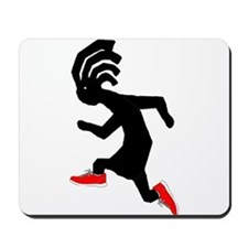 Kokopelli Runner Mousepad