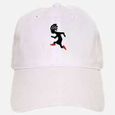 Kokopelli Runner Baseball Baseball Cap