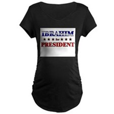 IBRAHIM for president T-Shirt