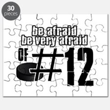 Be Afraid Be Very Afraid Of 12 Puzzle