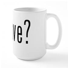 got rave? Mug