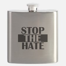 Unique Hate Flask