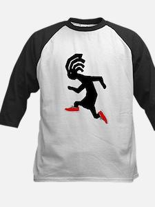 Kokopelli Runner Kids Baseball Jersey