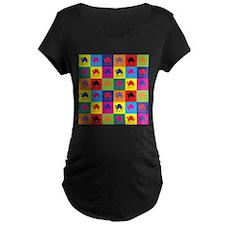 Pop Art Camel T-Shirt