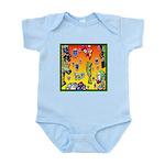GRAFFITI ART Infant Bodysuit