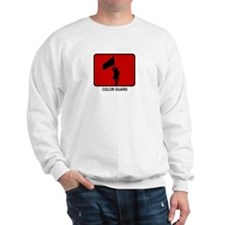 Color Guard (red) Sweatshirt