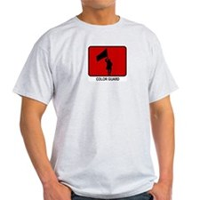 Color Guard (red) T-Shirt