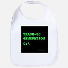 Trash 80 Generation Bib