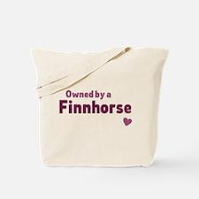 Finnhorse Tote Bag