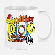 English Toy Spaniel Agility Mug