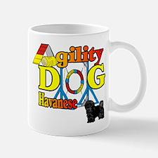 Havanese Agility Mug