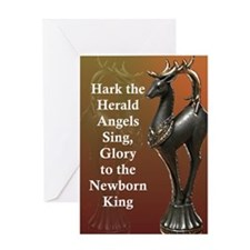 Hark the Herald Angels Sing Christmas Card