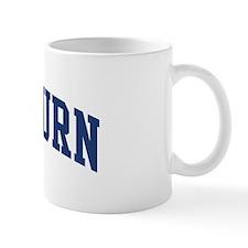 WASHBURN design (blue) Mug