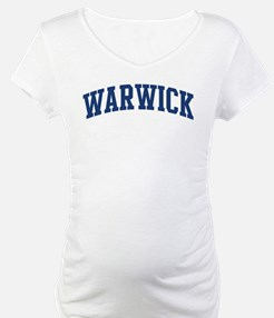 WARWICK design (blue) Shirt