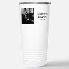 Johannes Brahms Travel Mug